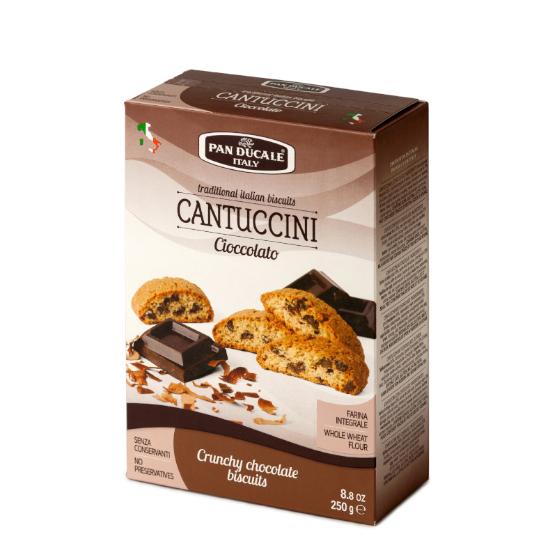 Cantucci Chocolate - Pan Ducale