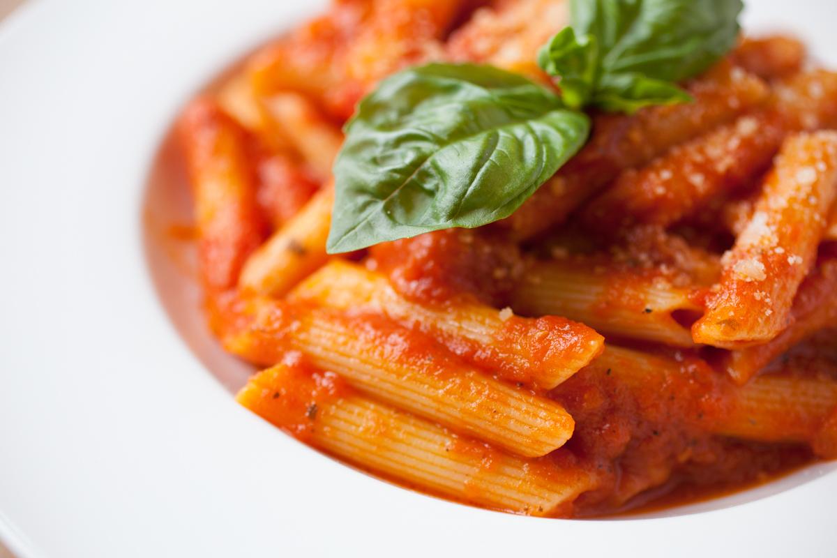 Kids' pasta (V)