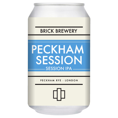 Session IPA Brick Brewery