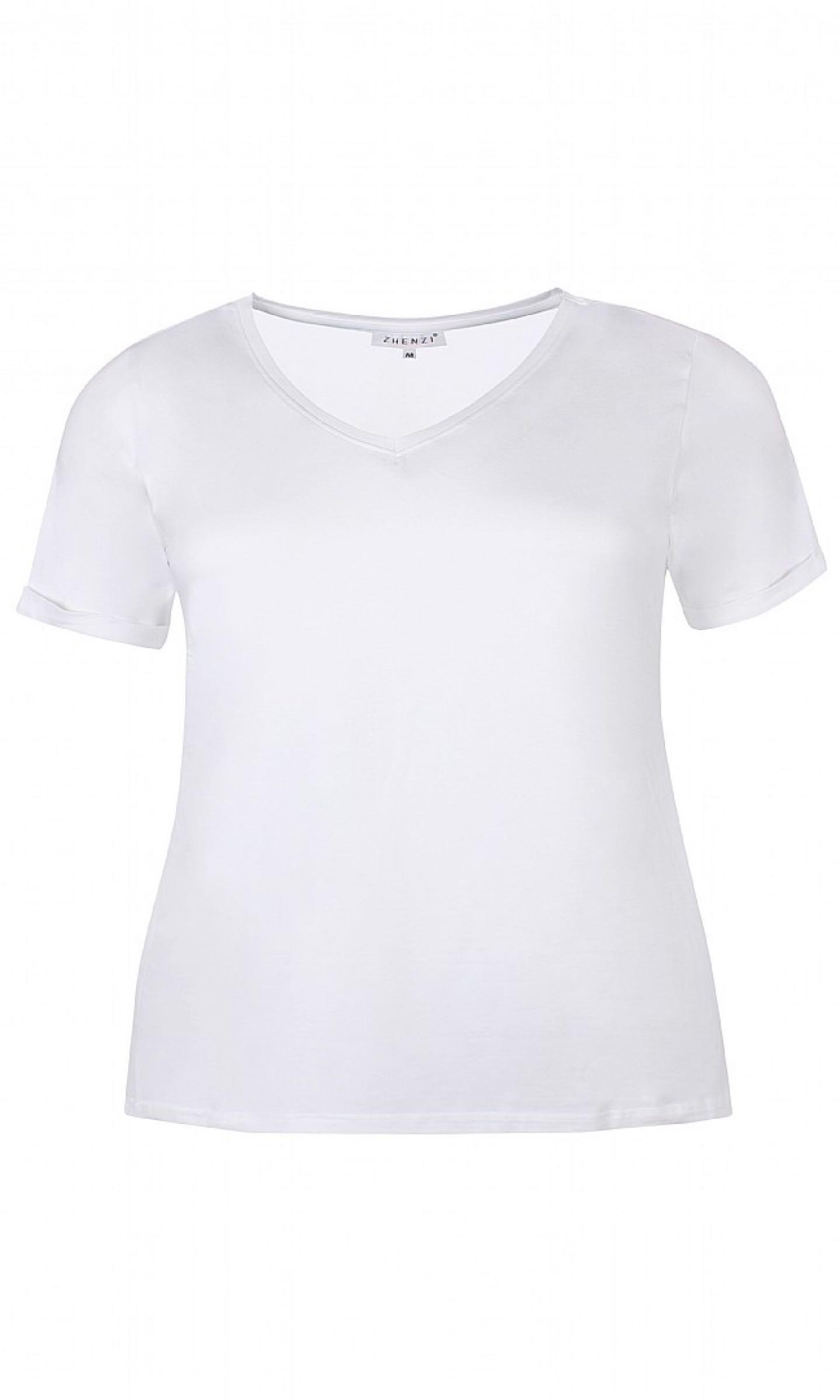 EDDA t-shirt, vit