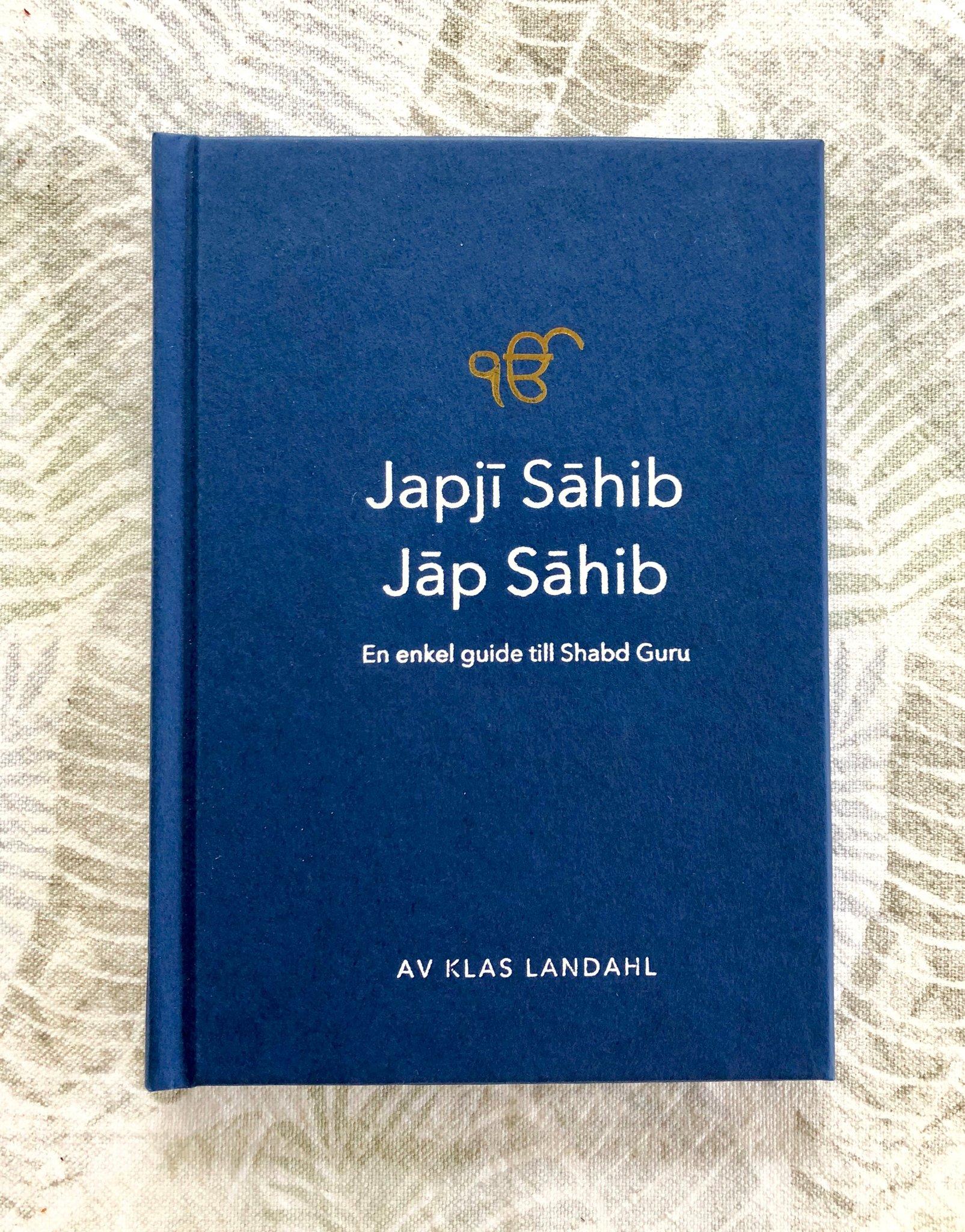 Japji Sahib och Jaap Sahib, av Klas Landahl