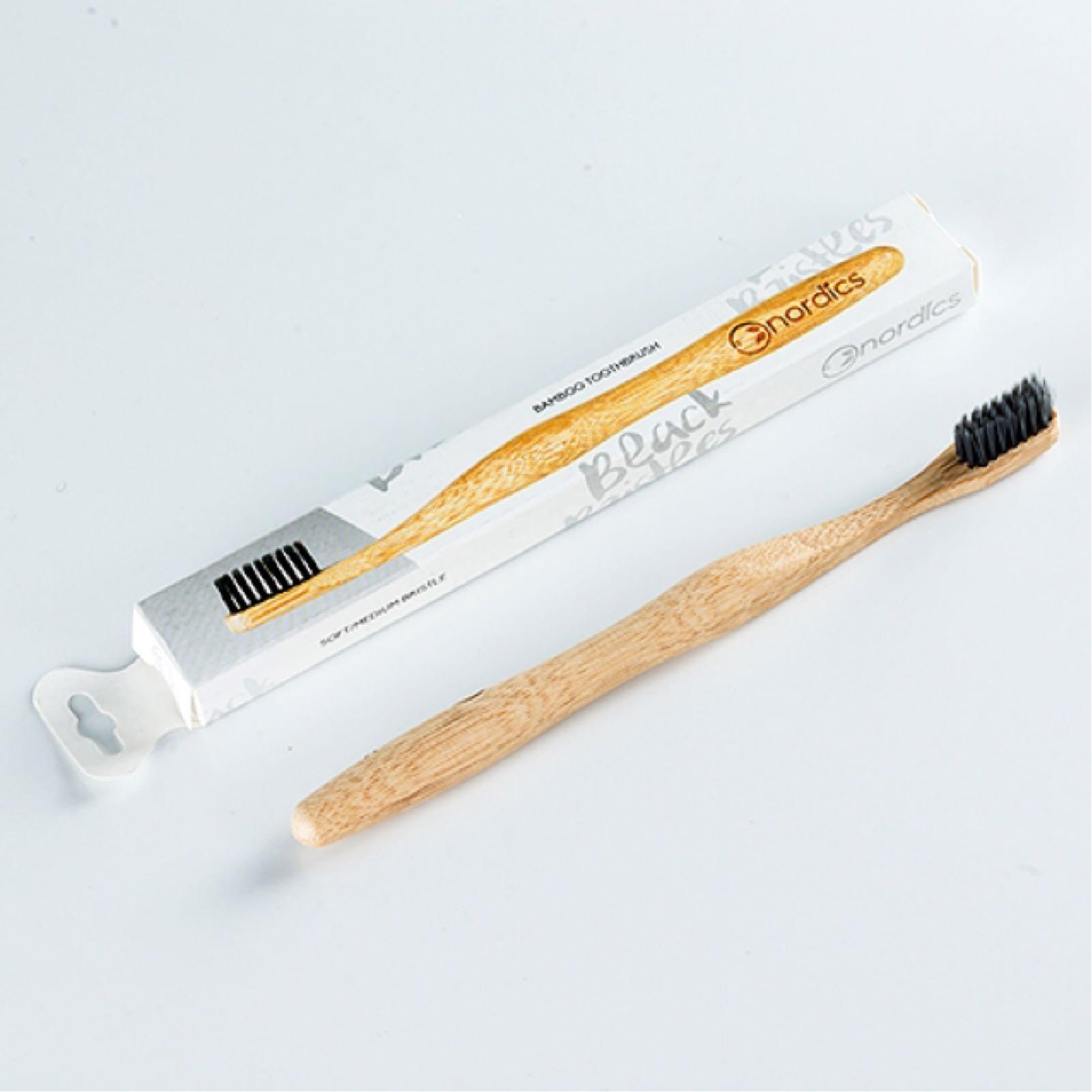 Tandborste bambu eko (vuxen)