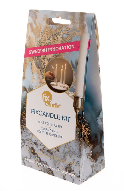 FixCandle Startkit Presentask