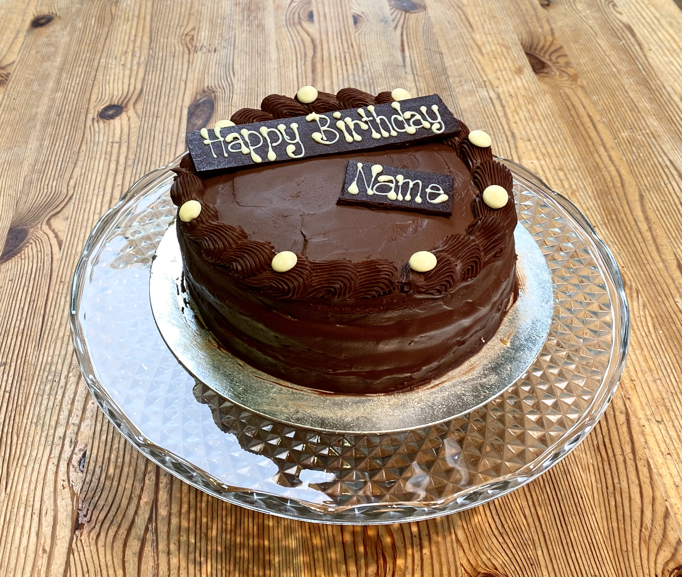 Celebration Cake - 8 Slice