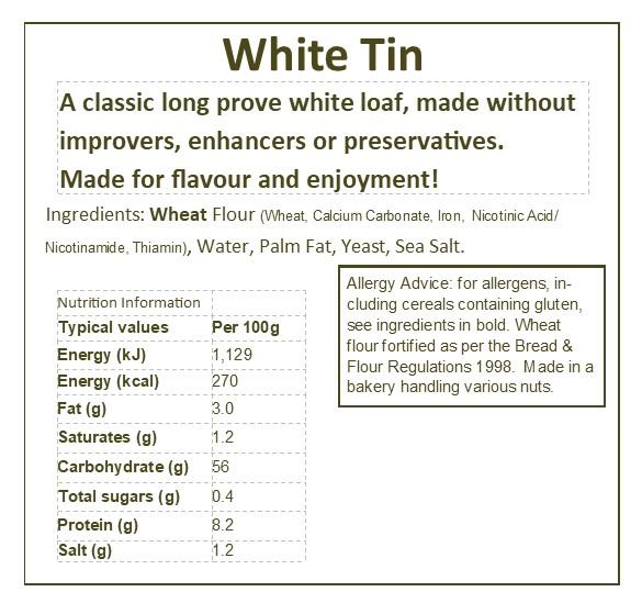 White Tin