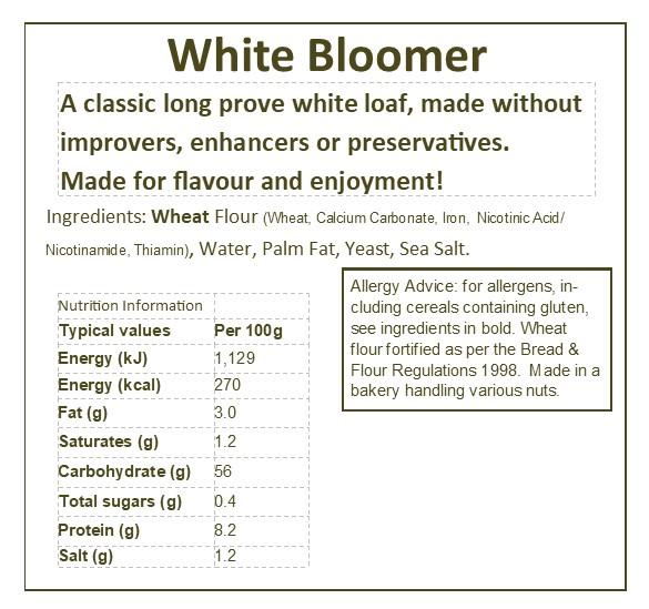 White Bloomer