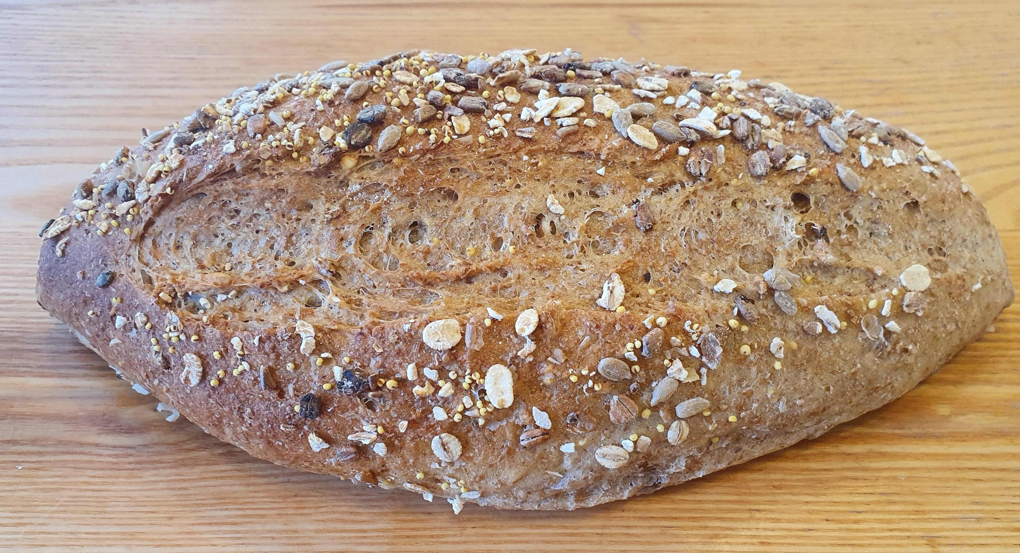 Seeded Bloomer