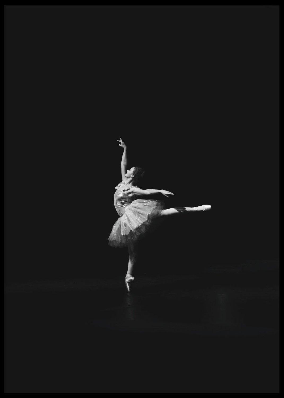 Ballerina, poster 50X70cm