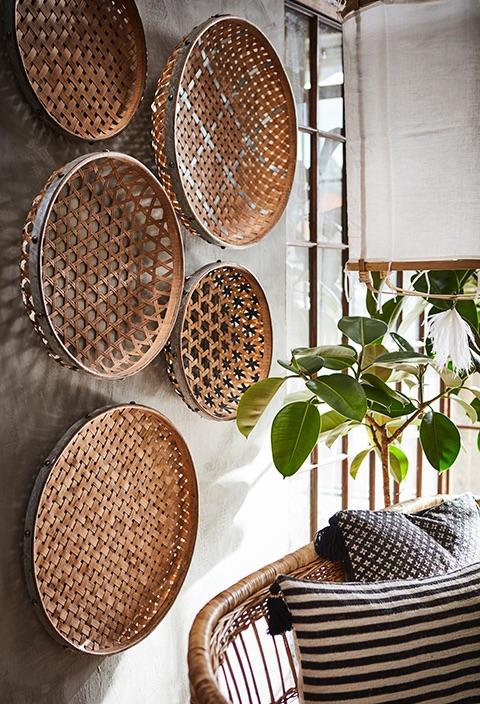 Bambubricka, Affari, endast i butik