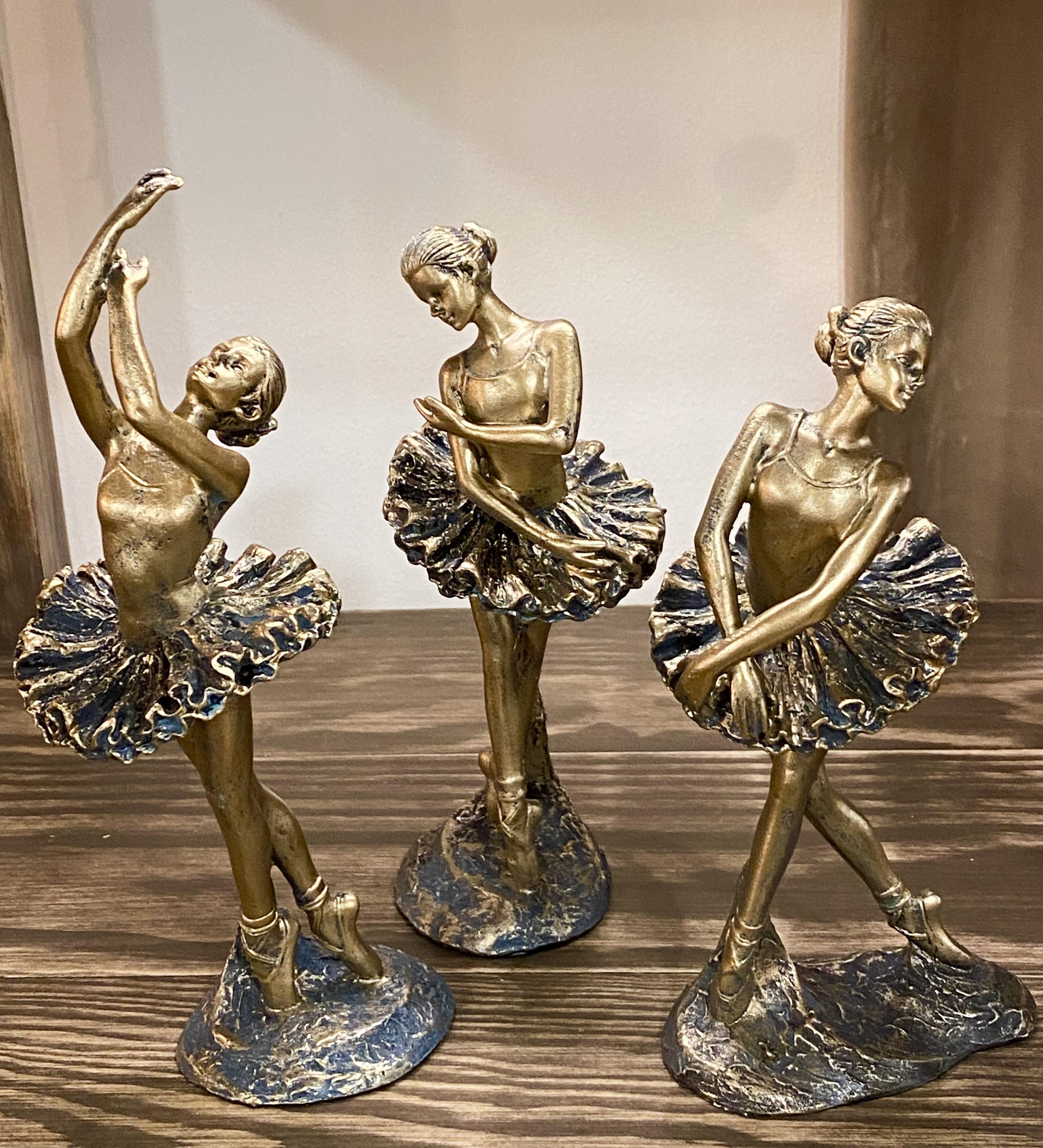Ballerina guld