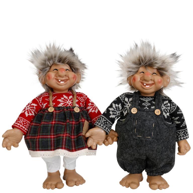 Troll Micke & Maya