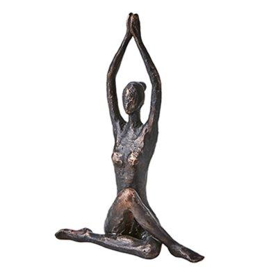 Yoga sittande, Affari