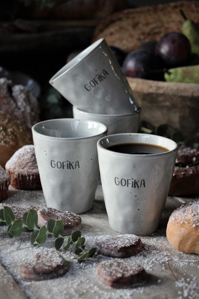 Kaffemugg Gofika, Majas cottage