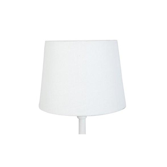 Lampskärm linne vit, XL