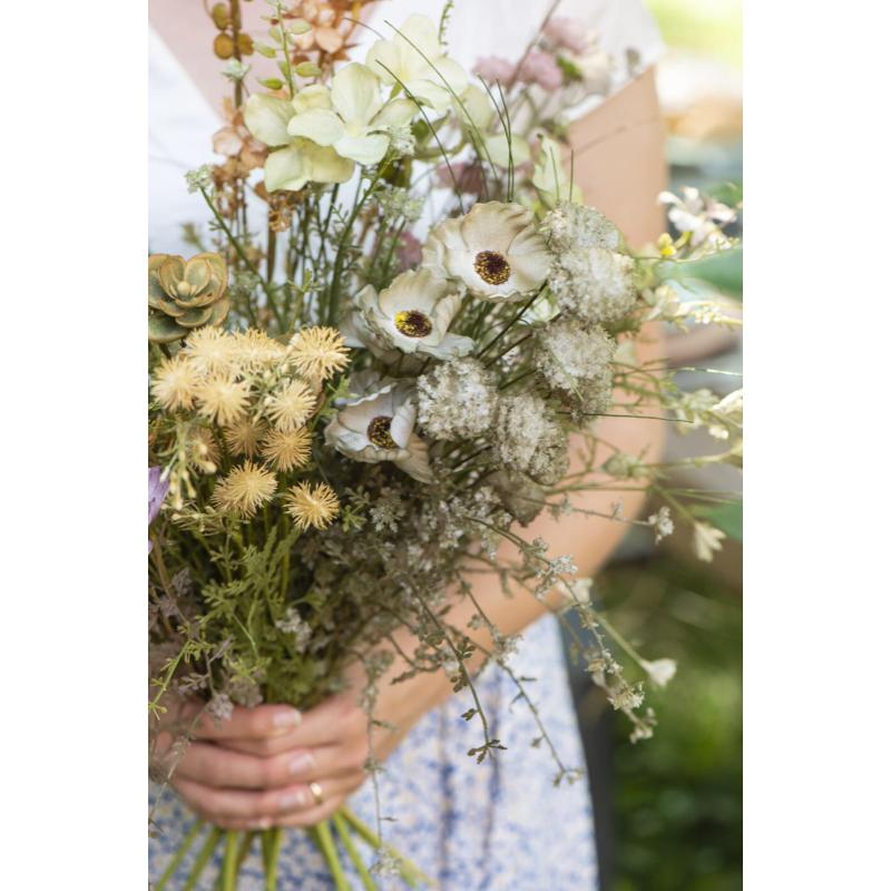Blommor Vit & Grön, IB Laursen
