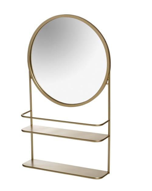 Spegel m. hyllplan, Mogihome