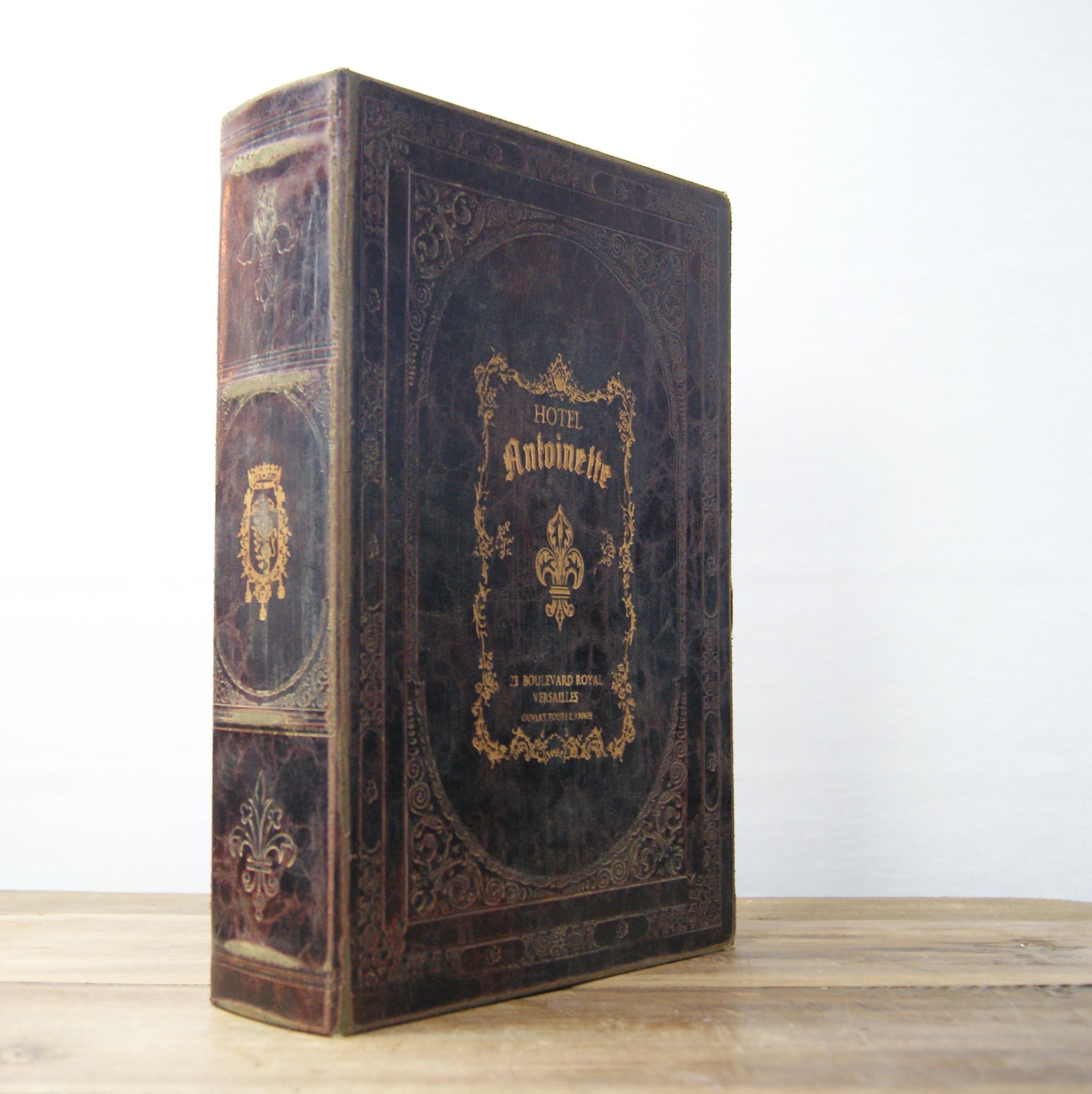 Boklåda Marie Antoinette