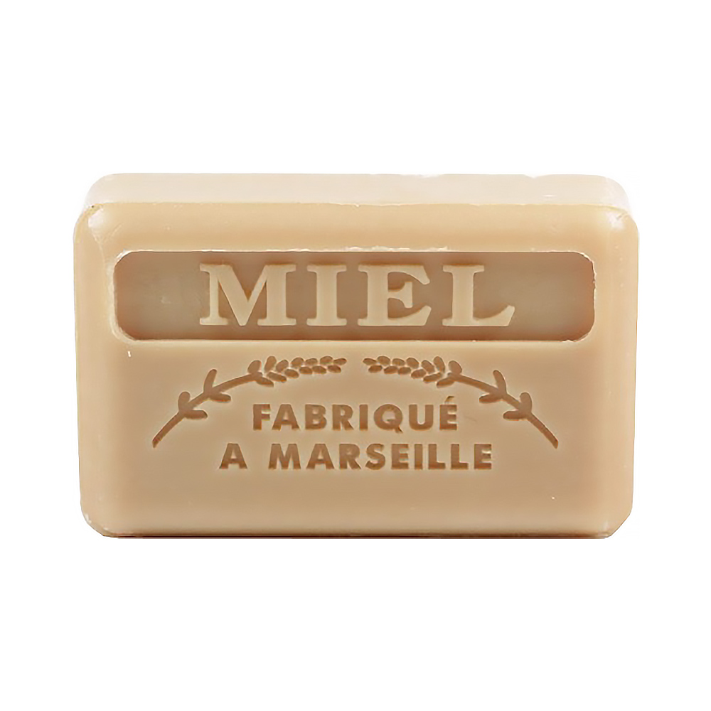 Tvål Marseille, Honung