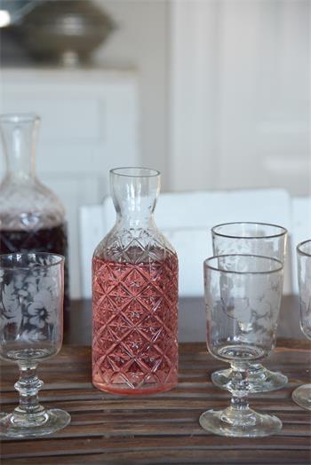 Karaff glas, JDL