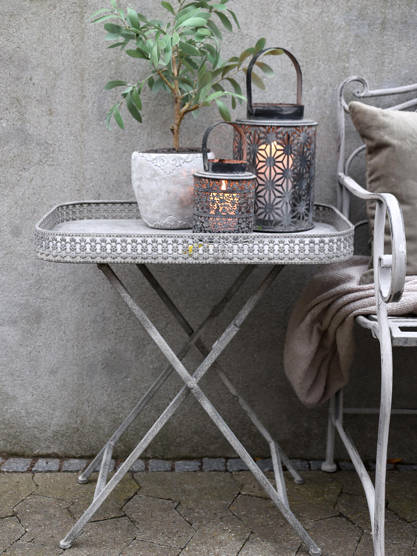Brickbord järn, Chic Antique, Endast hämtning i butik!