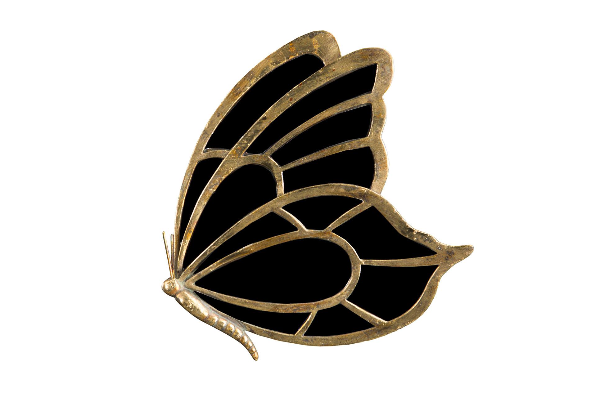 Nyhet! Spegel Fjäril