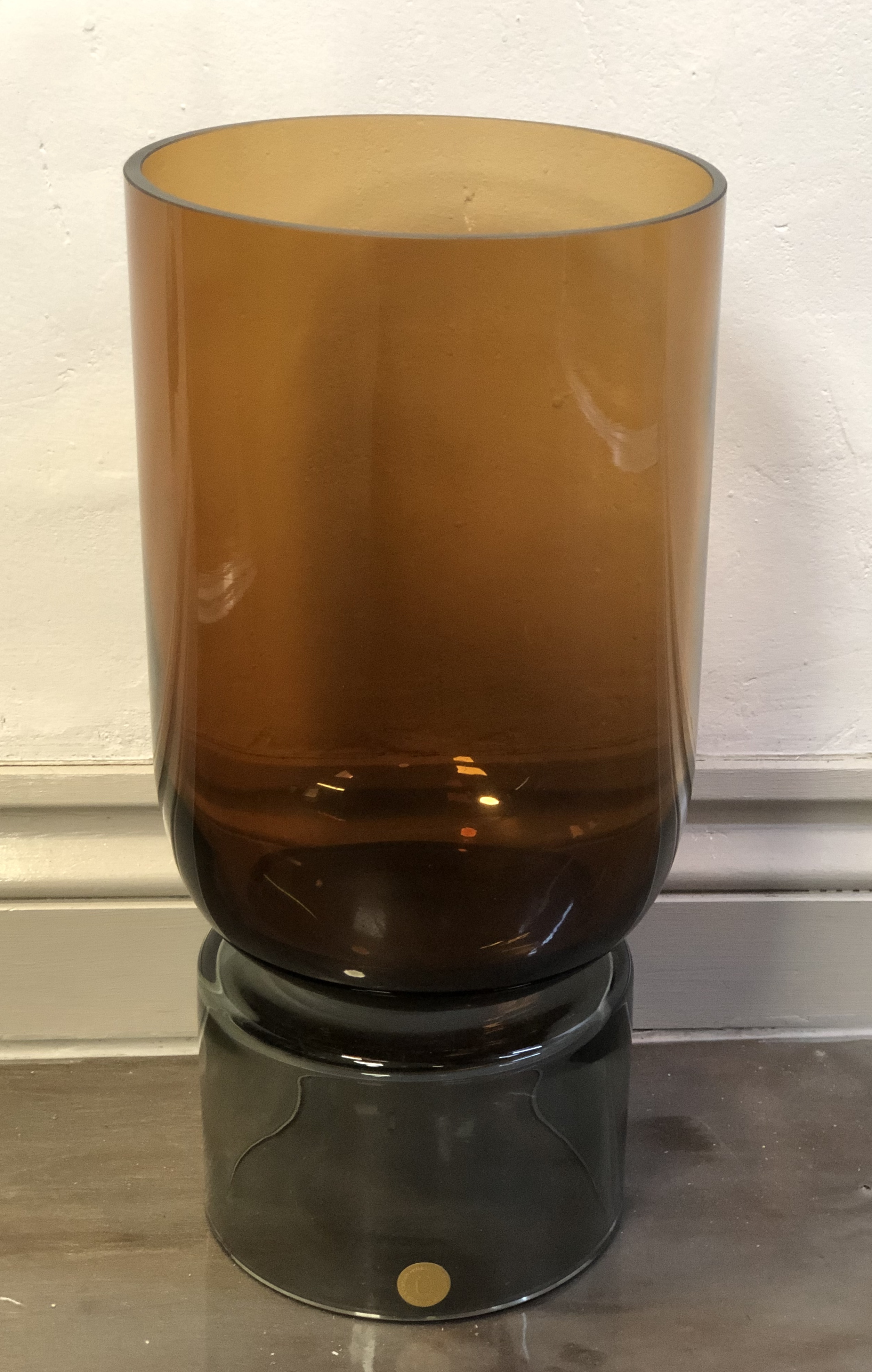 Danish Hübsch vase