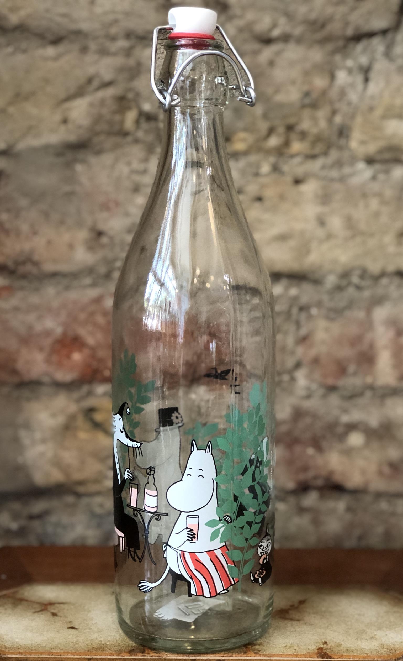Water/Lemonade bottle