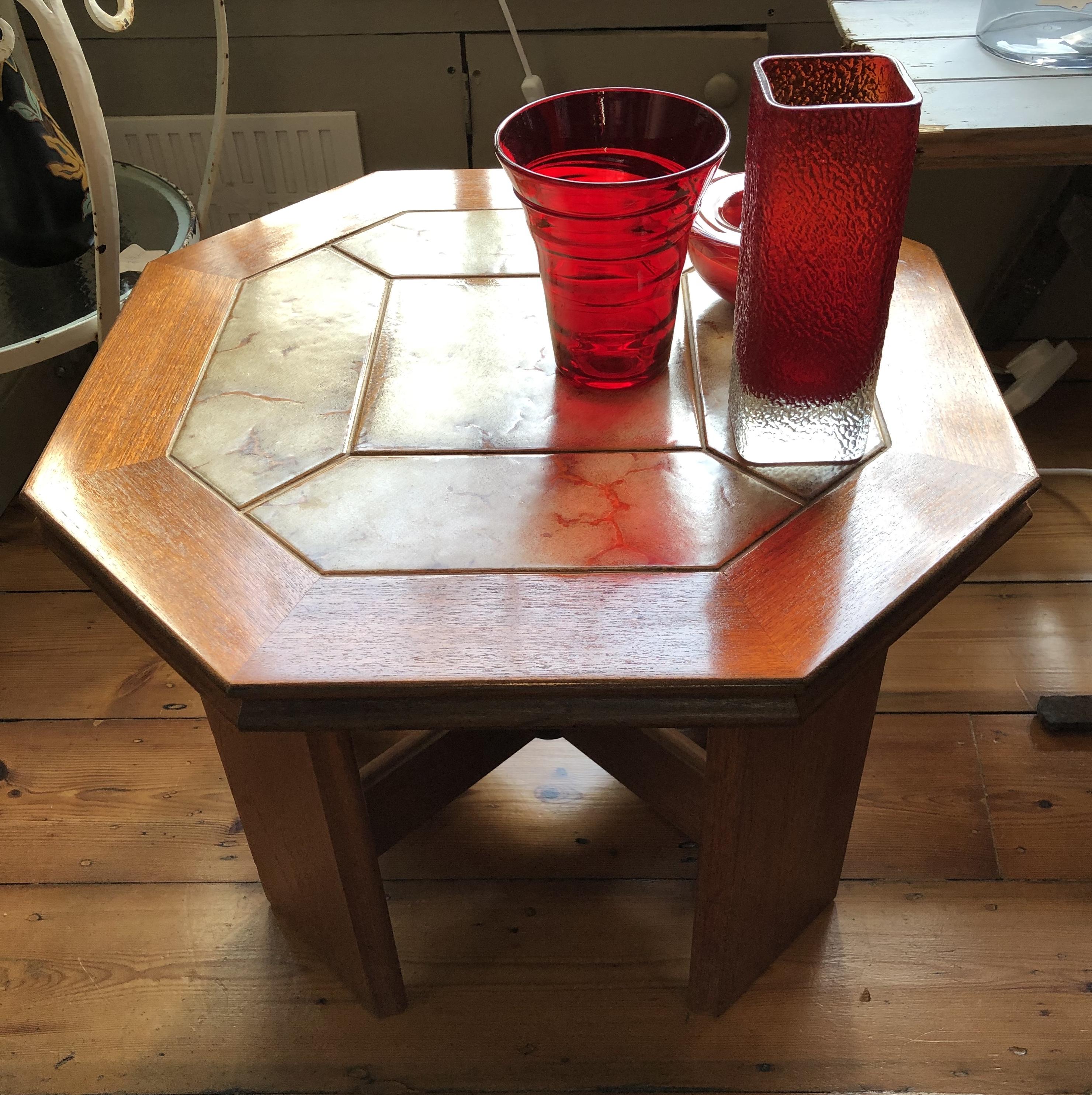 Vintage G-plan table