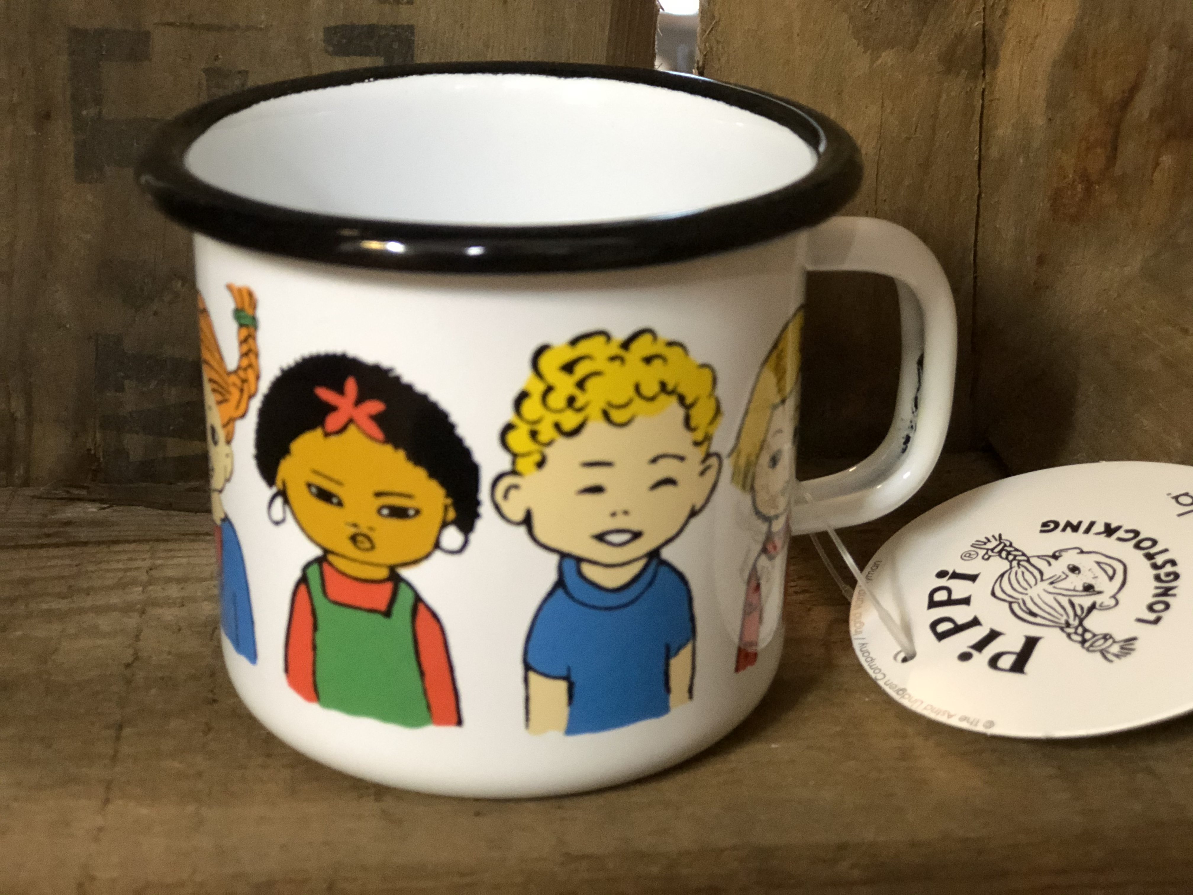 Pippi cup