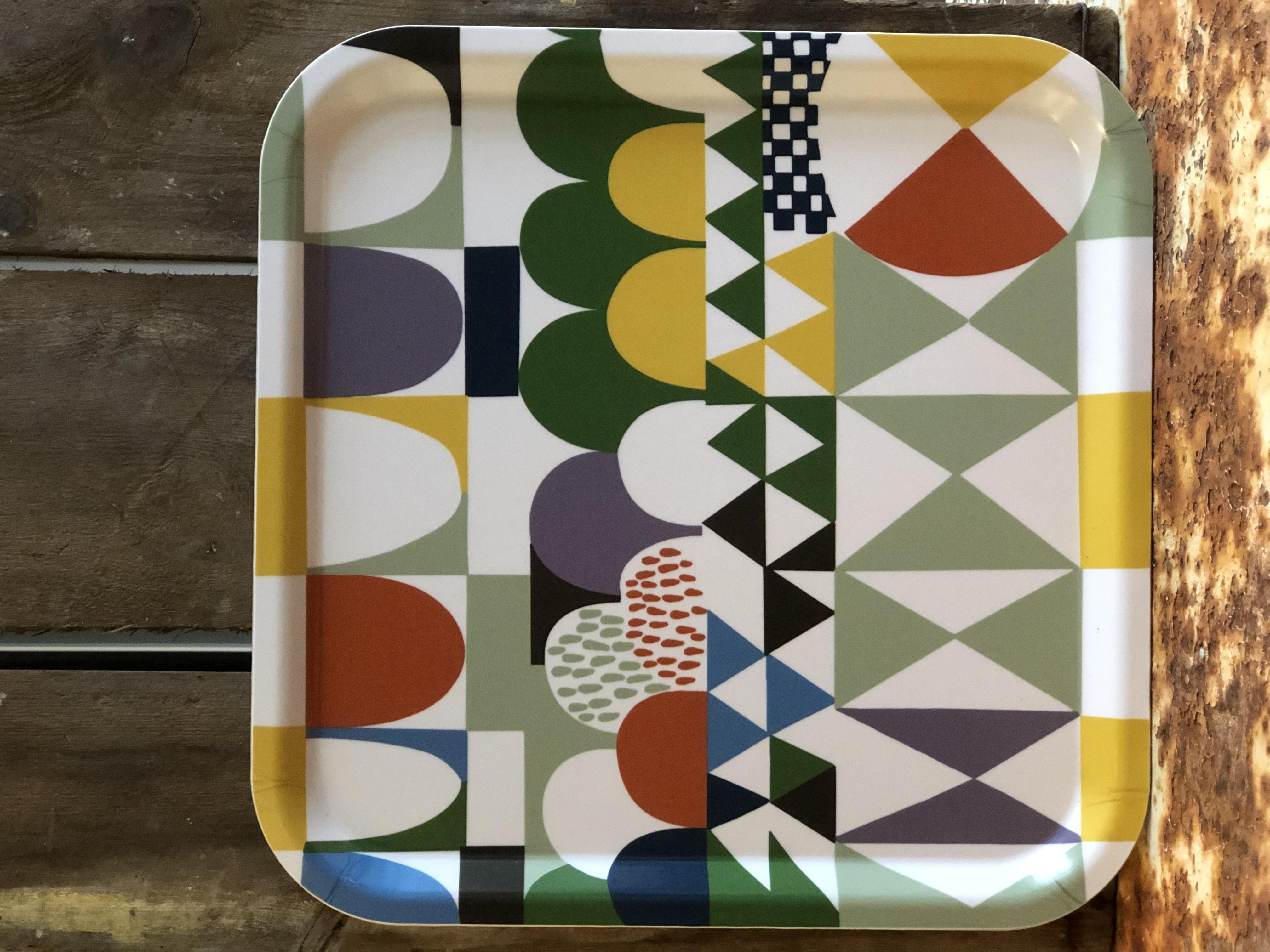 Swedish tray