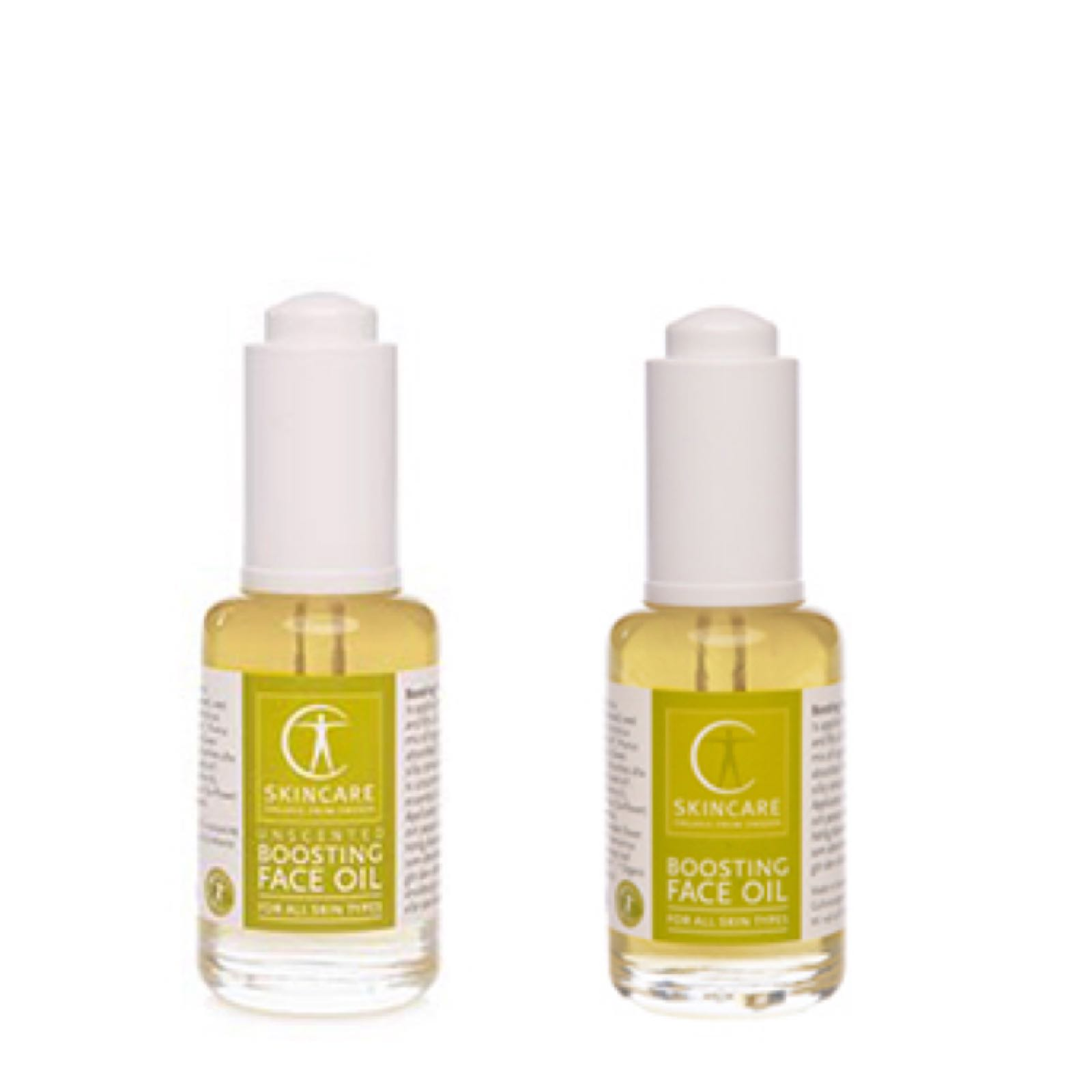 C Skincare - Boosting Face Oil