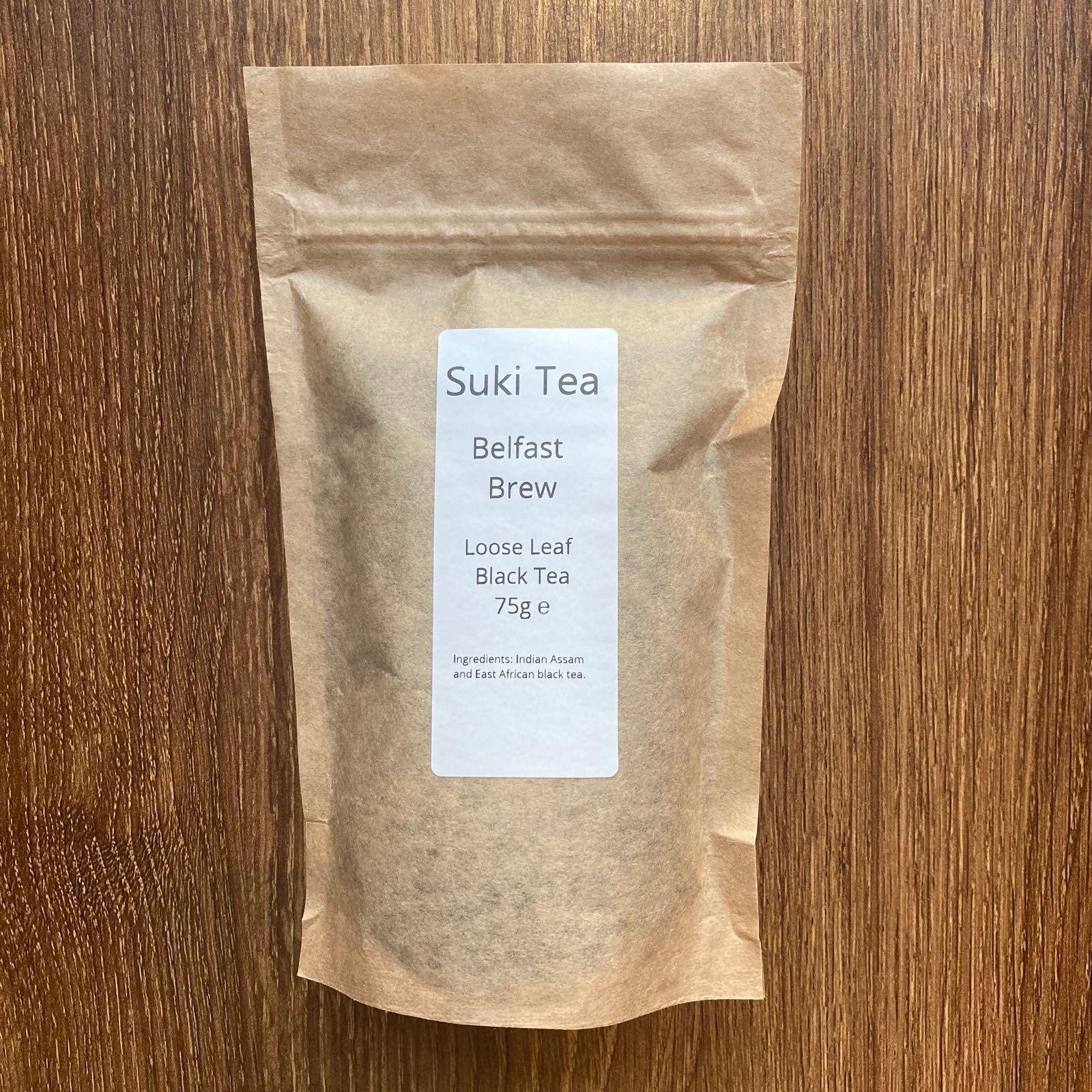 Belfast Brew Suki Tea