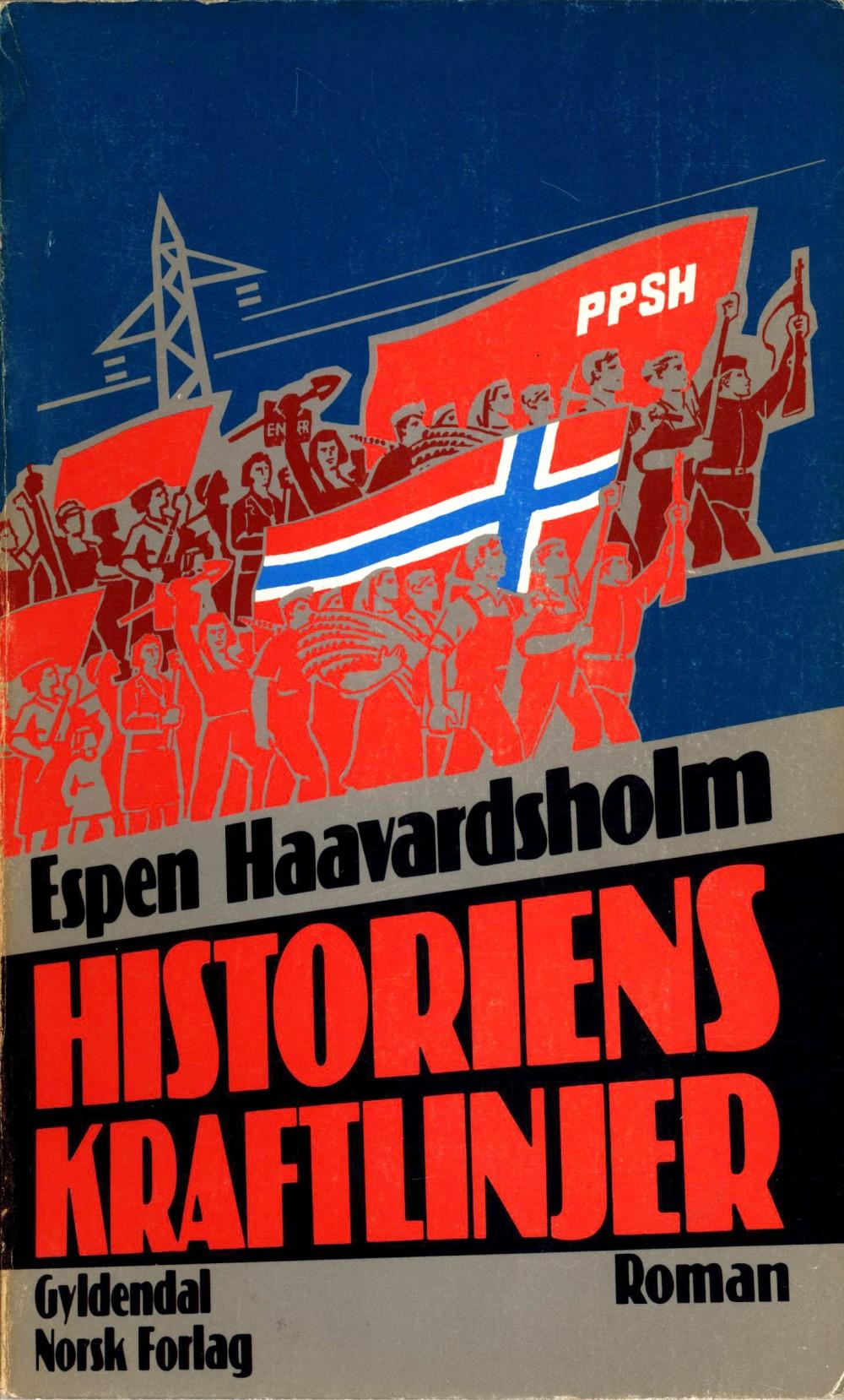 Espen Haavardsholm: Historiens kraftlinjer