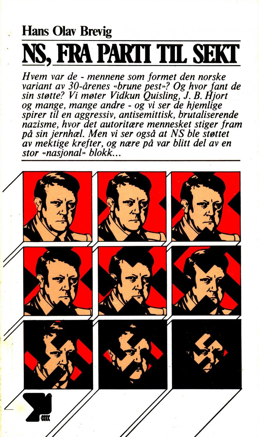 Hans Olav Brevig: NS - Fra parti til sekt