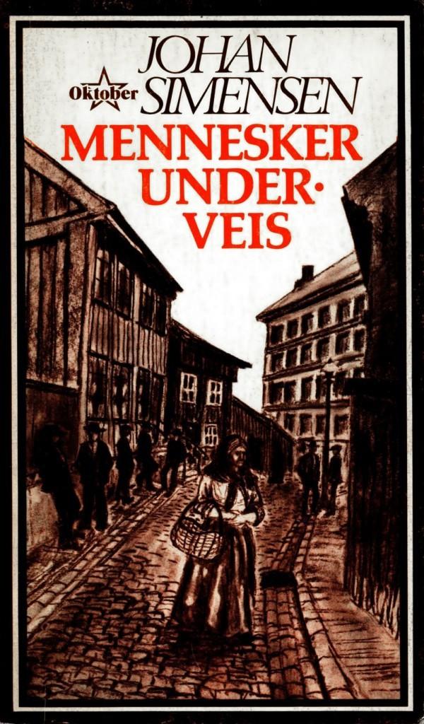 Johan Simensen: Mennesker underveis