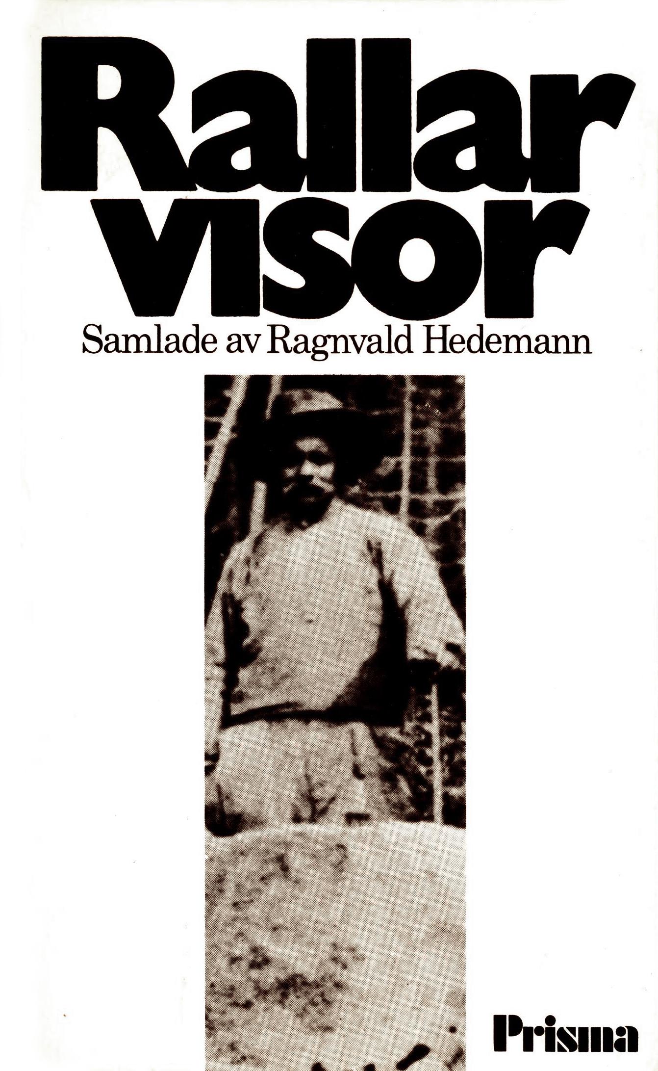 Ragnvald Hedemann: Rallarvisor