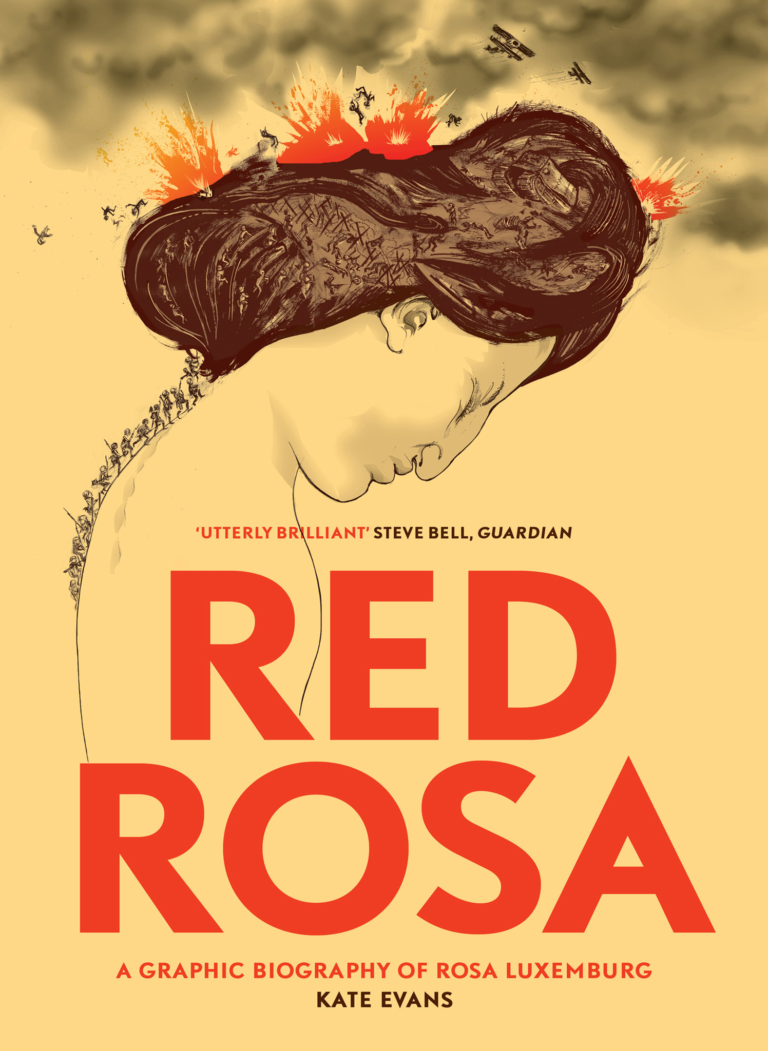 Kate Evans: Red Rosa