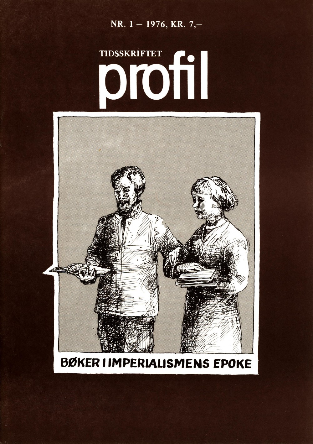 Profil - nr. 1 1976