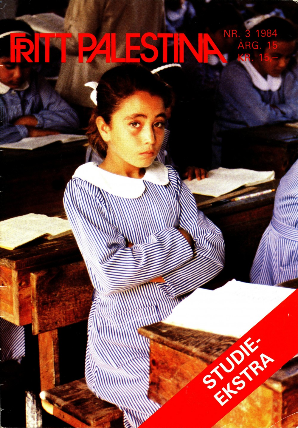 Fritt Palestina - nr. 3 1984