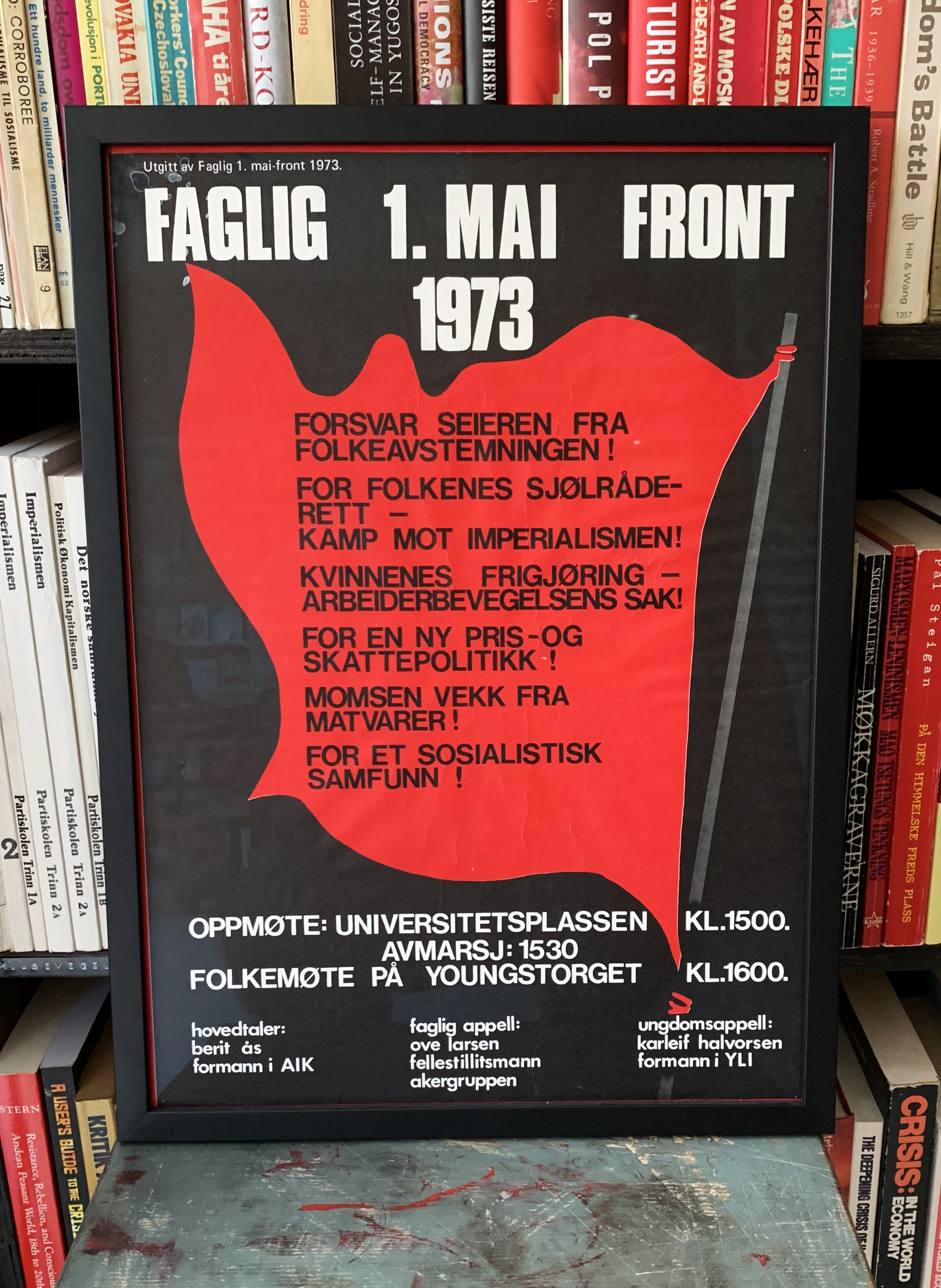 Faglig 1. maifront (1973)