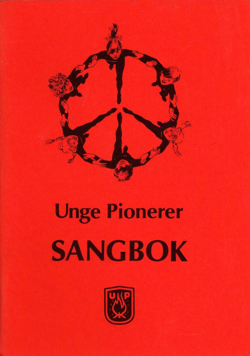Unge Pionerer - Sangbok