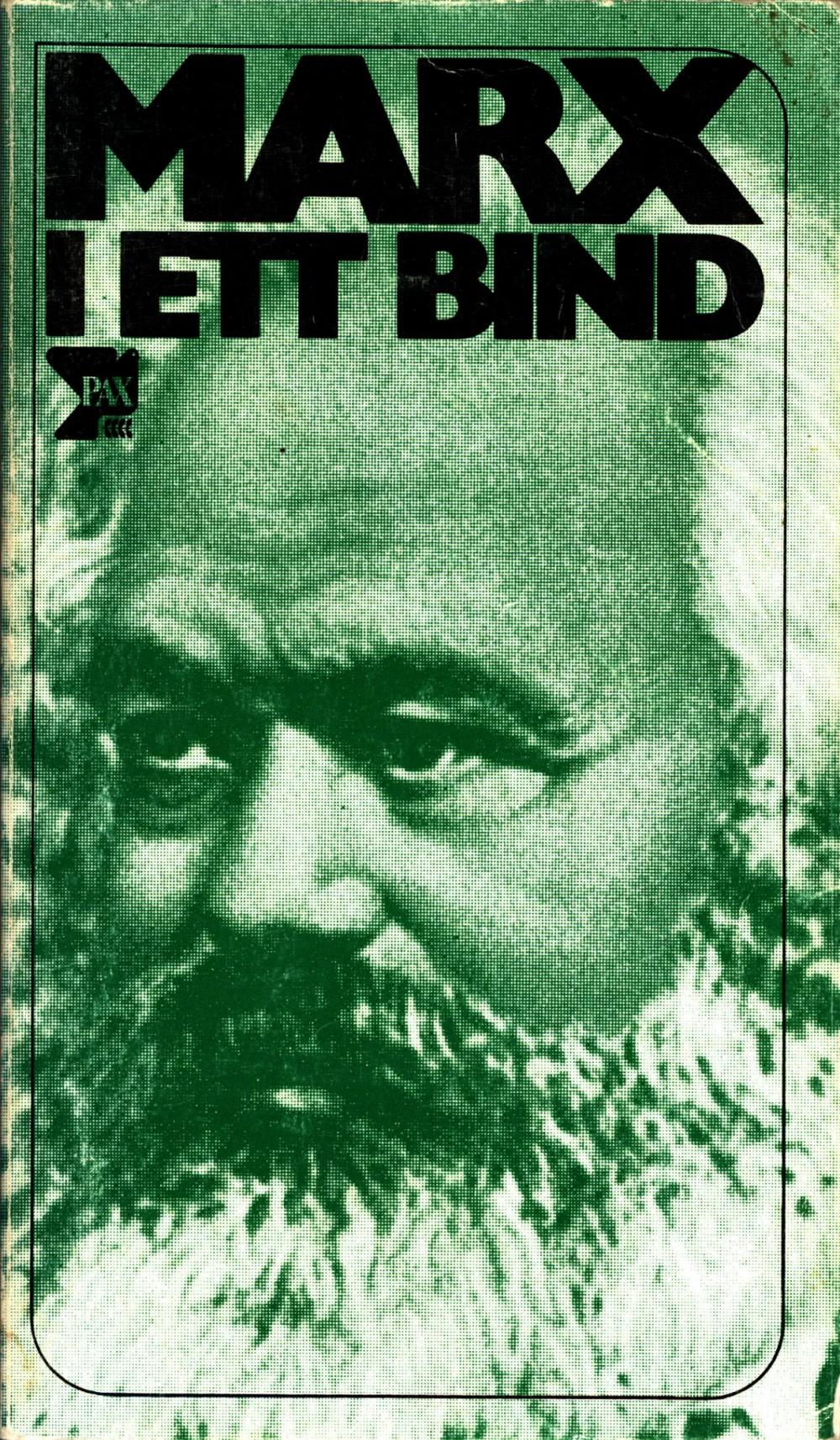 Karl Marx: Marx i ett bind