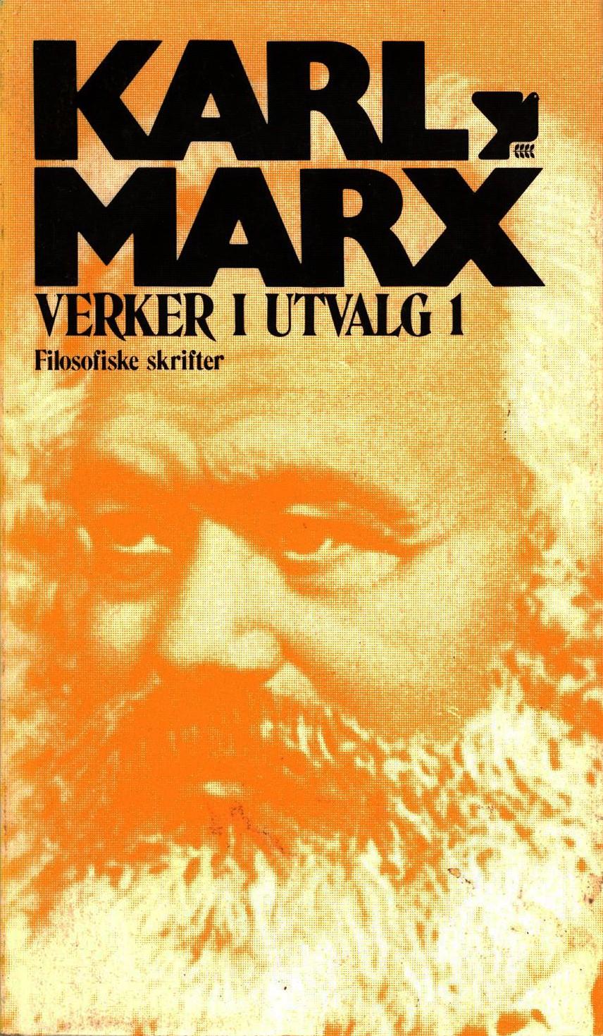 Karl Marx: Filosofiske skrifter