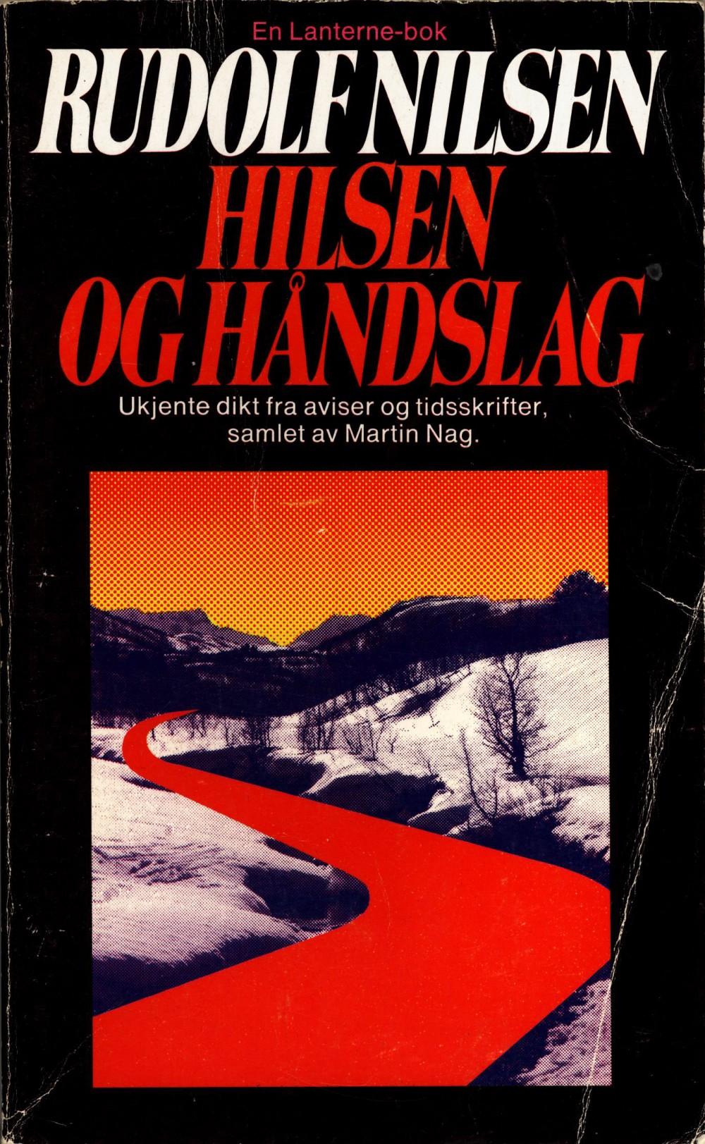 Rudolf Nilsen: Hilsen og håndslag