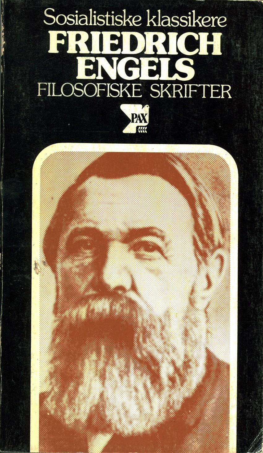 Friedrich Engels: Filosofiske skrifter