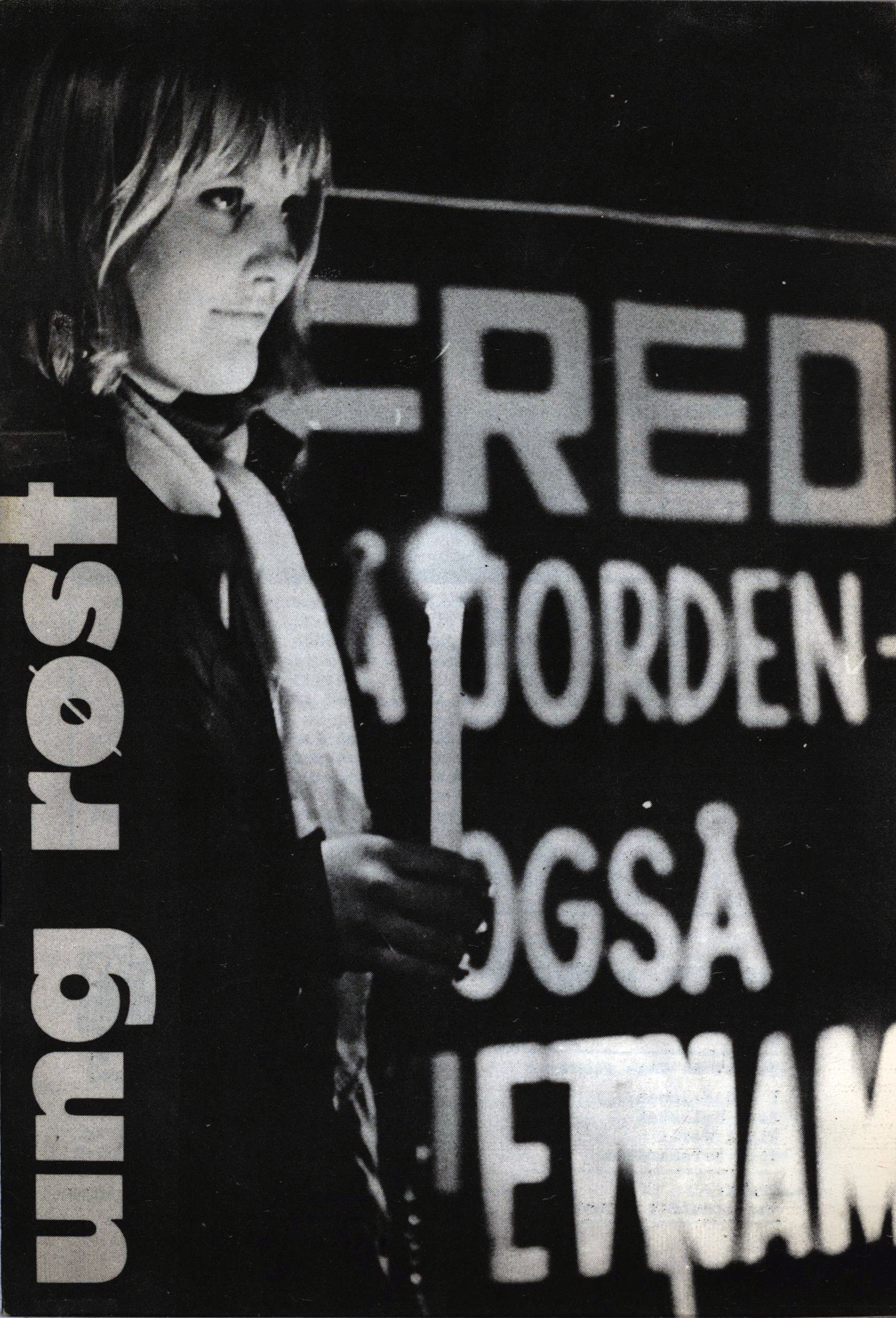 Ung røst nr #2 1968