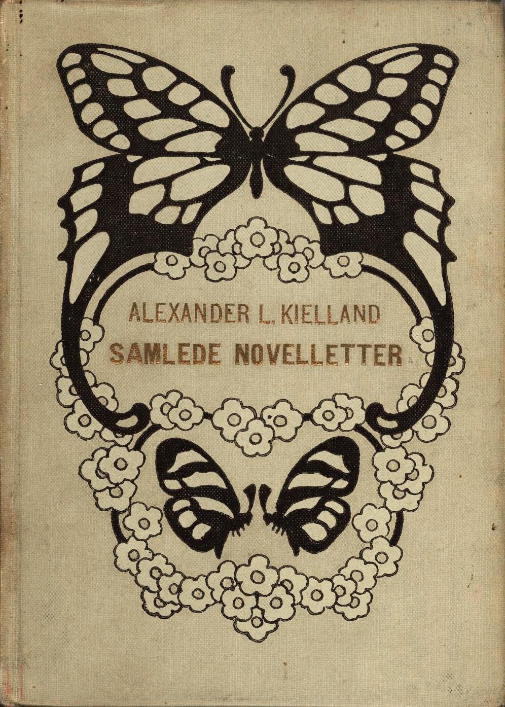 Alexander Kielland: Samlede novelletter