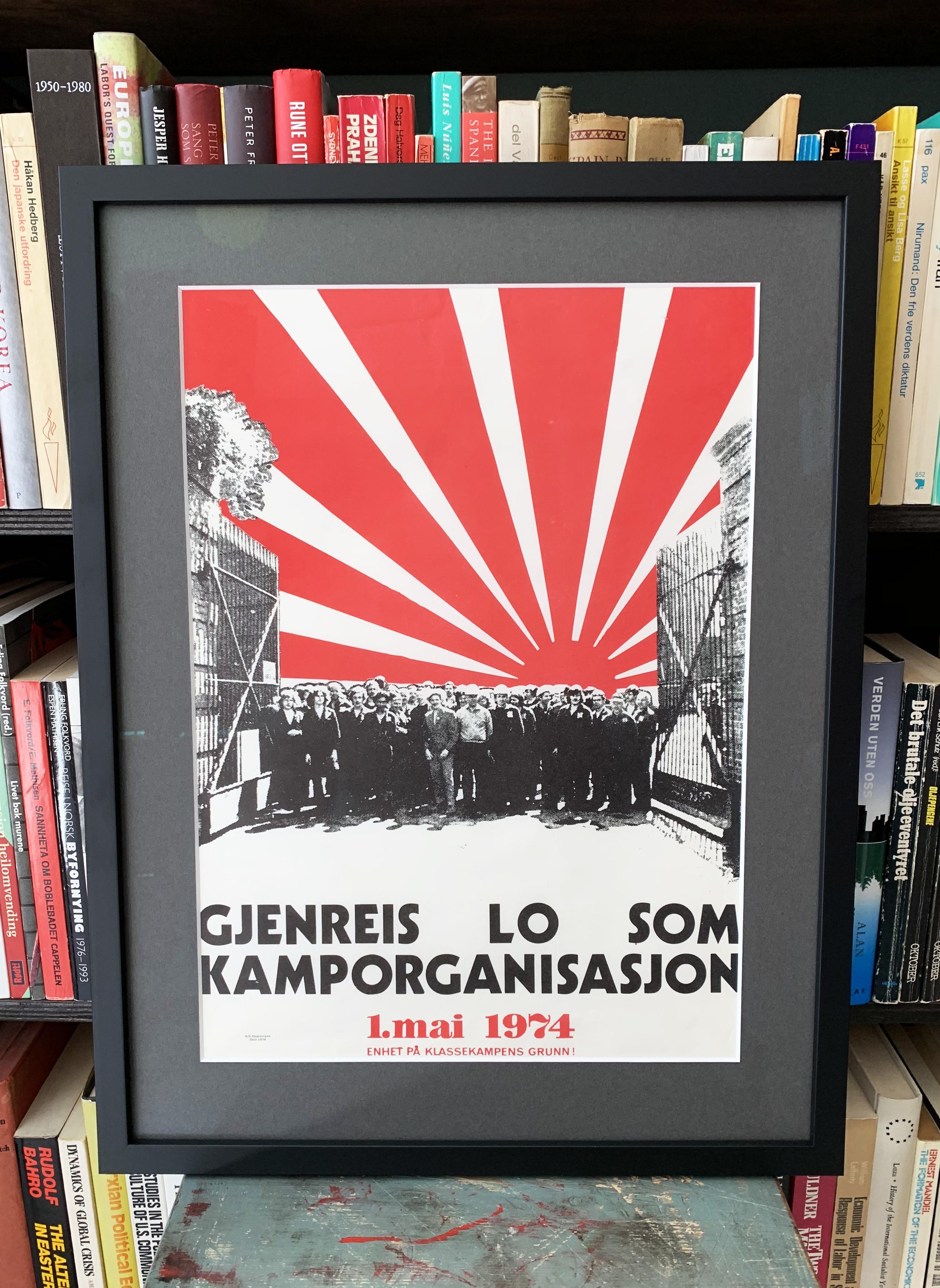 Gjenreis LO som kamporganisasjon (1974)