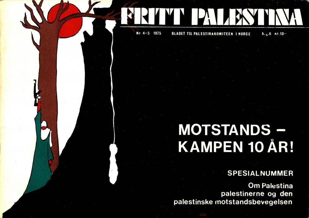 Fritt Palestina - nr. 4-5 1975