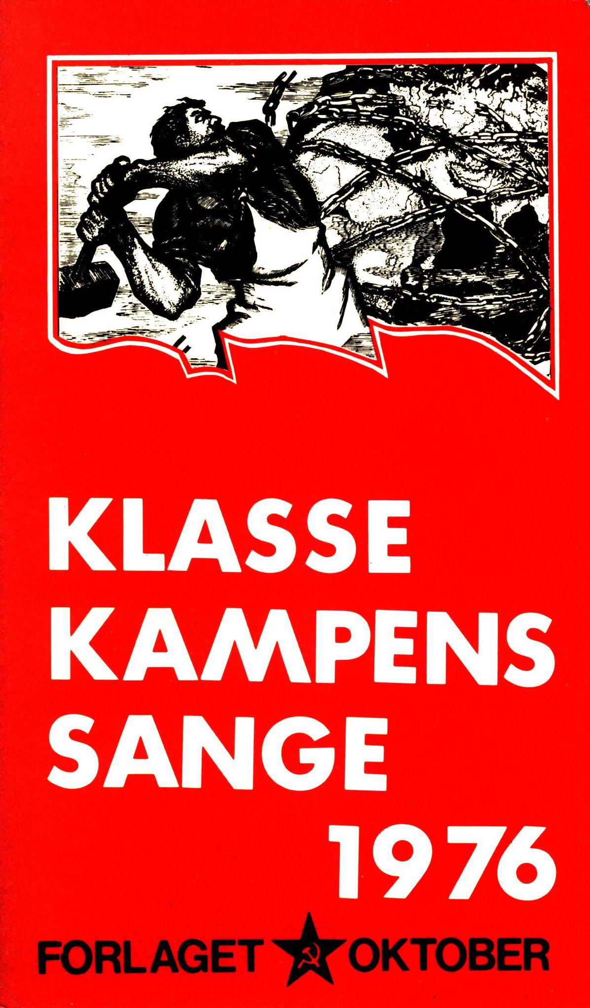 Klassekampens sange 1976